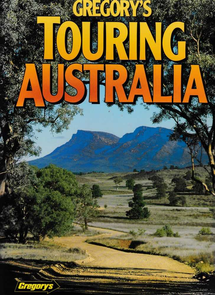 Gregory's Touring Australia, Gregory's