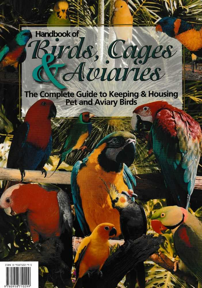 Handbook of Birds, cages & Aviaries, ABK Publications