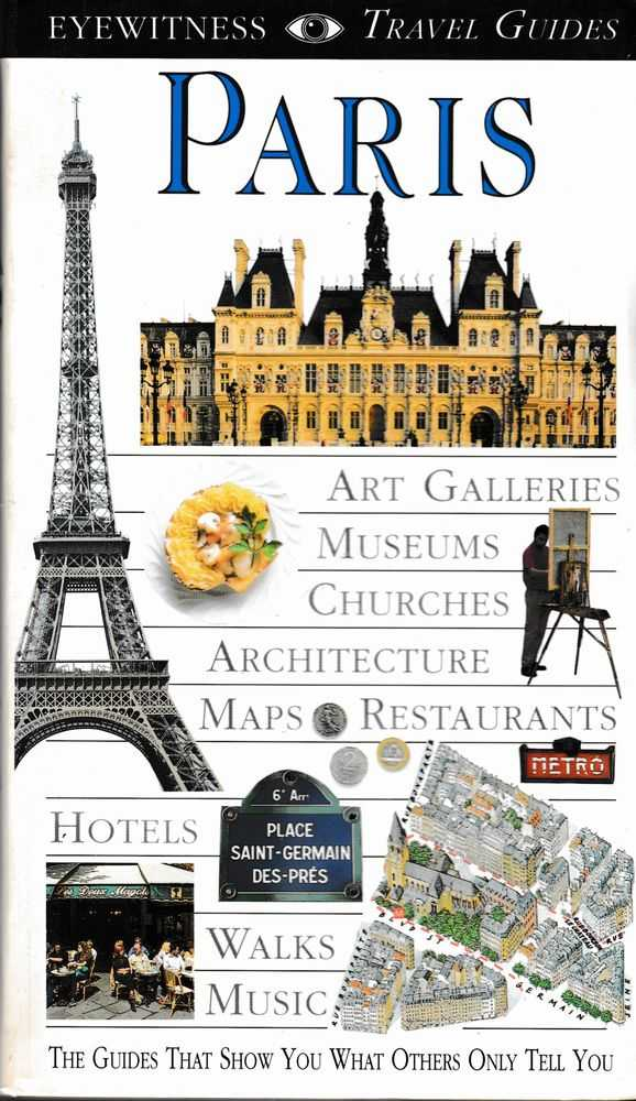 Eyewitness Travel Guides: Paris, Alan Tillier