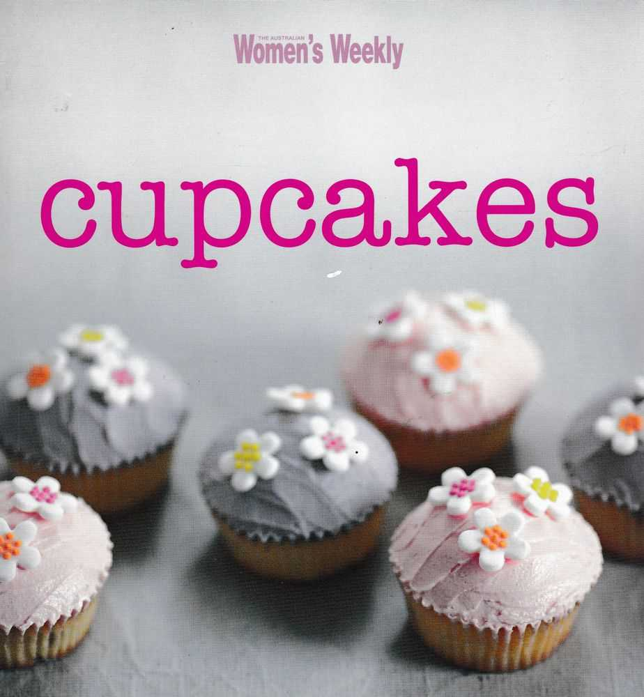 Cupcakes, The Australian Women's Weekly