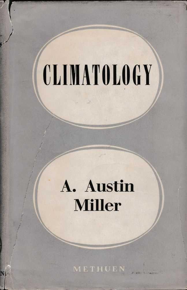 Climatology, A. Austin Miller