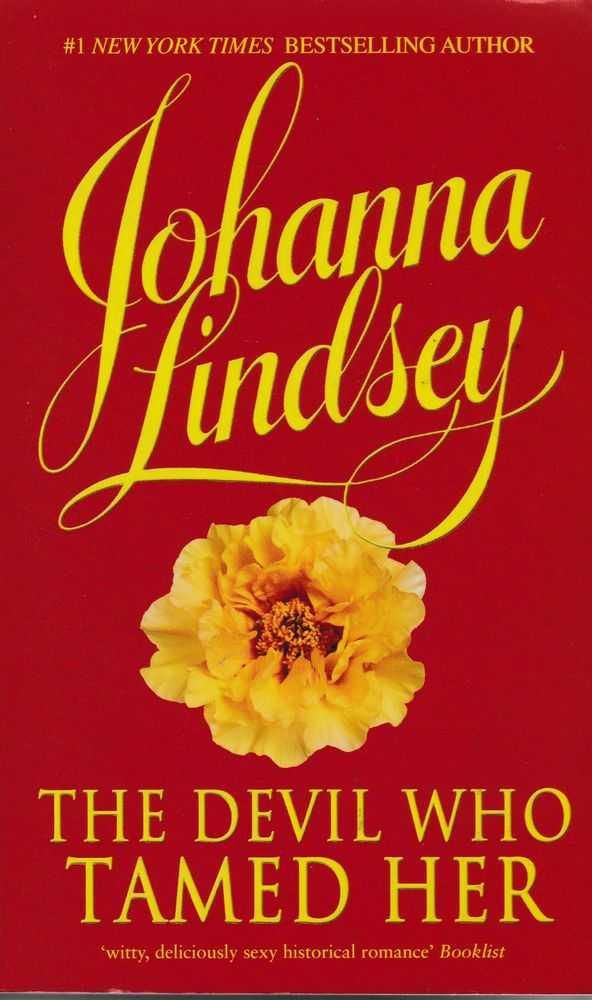 The Devil Who Tamed Her, Johanna Lindsey