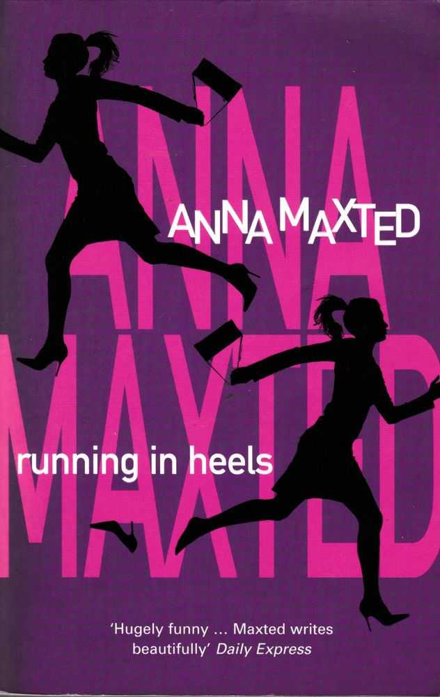 Running In Heels, Anna Maxted