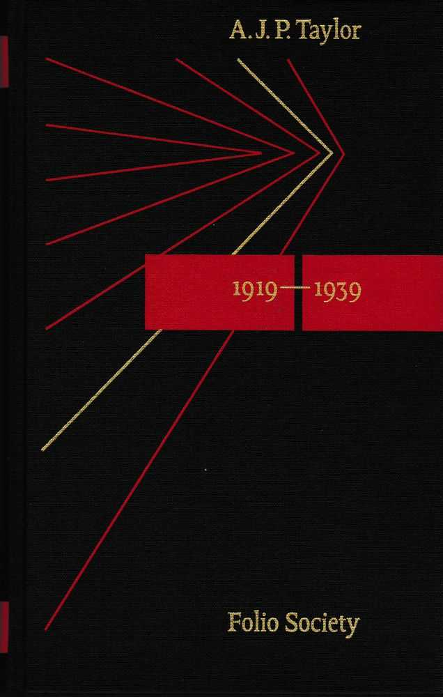 The Origins of the Second World War: 1919-1939, A.J.P. Taylor