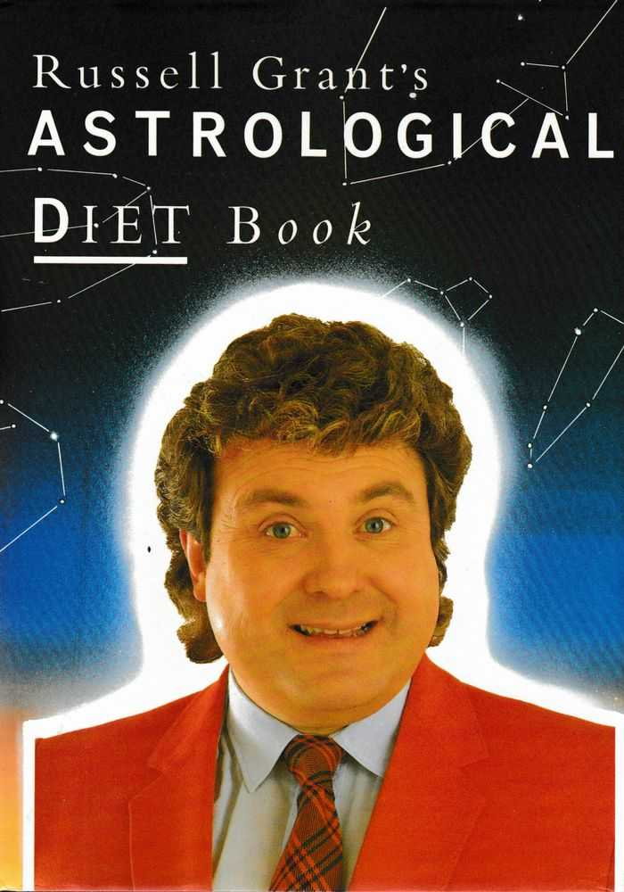 Russell Grant's Astrological Diet Book, Russell Grant