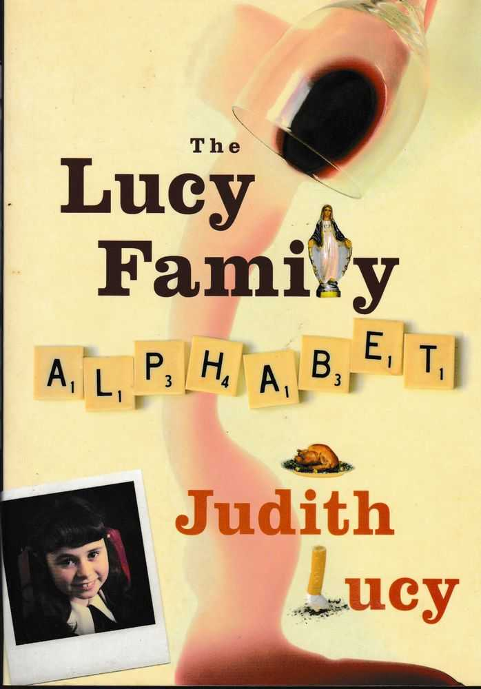 The Lucy Family Alphabet, Judith Lucy