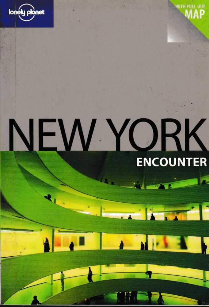 New York Encounter, Lonely Planet