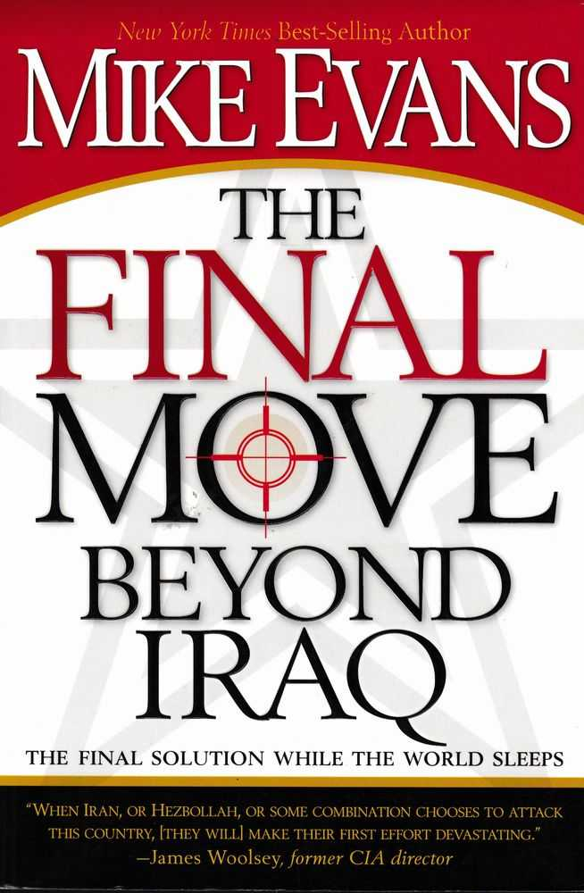 The Final Move Beyond Iraq, Mike Evans