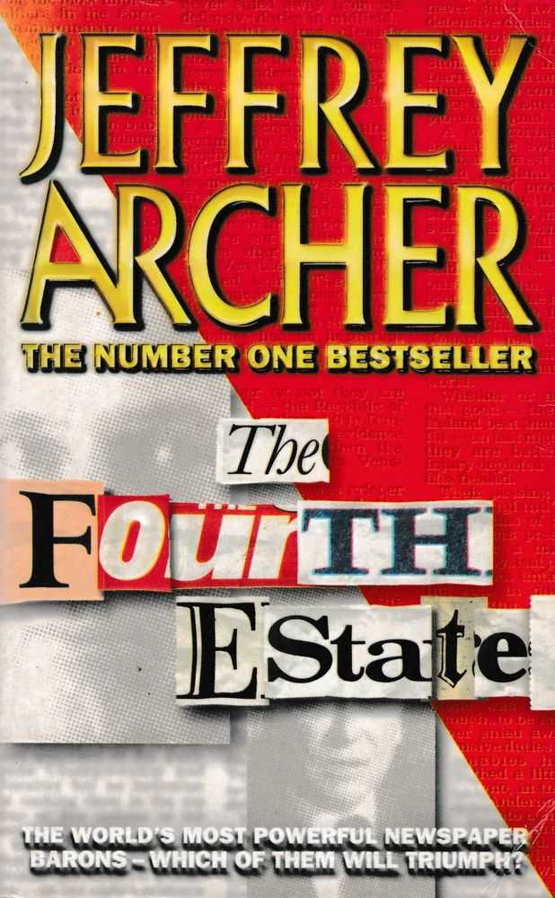 The Fourth Estate, Jeffrey Archer