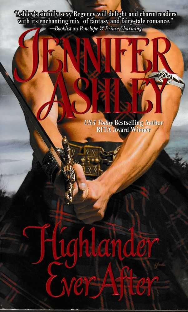 Highlander Ever After, Jennifer Ashley