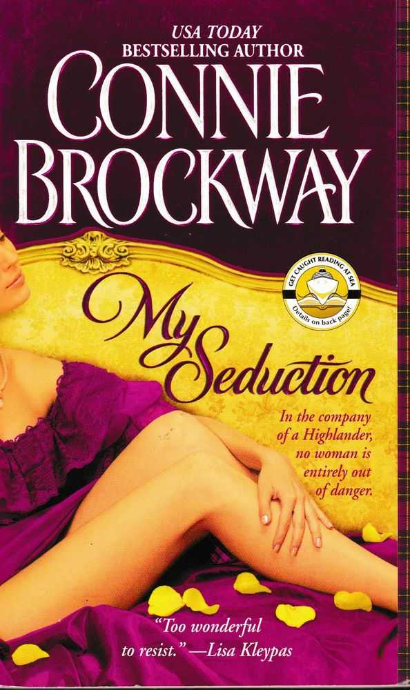 My Seduction, Connie Brockway