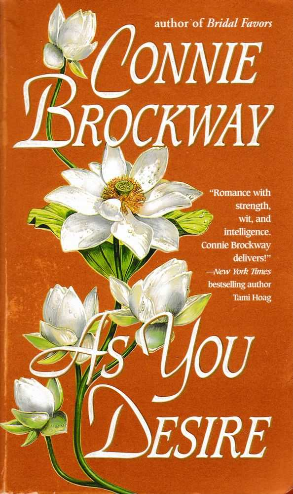 As You Desire, Connie Brockway