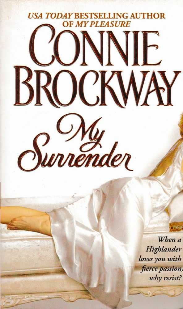 My Surrender, Connie Brockway