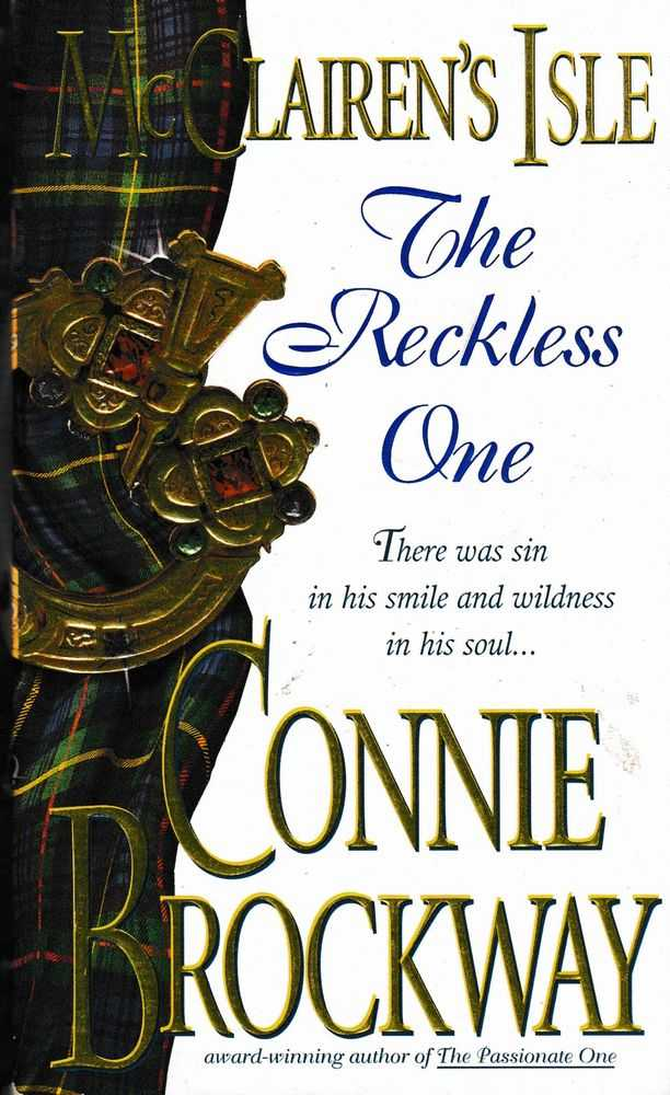 McClairen's Isle: The Reckless One, Connie Brockway
