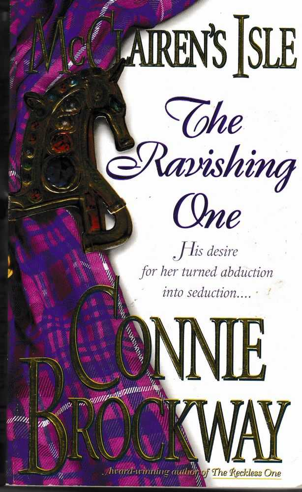 McClairen's Isle: The Ravishing One, Connie Brockway