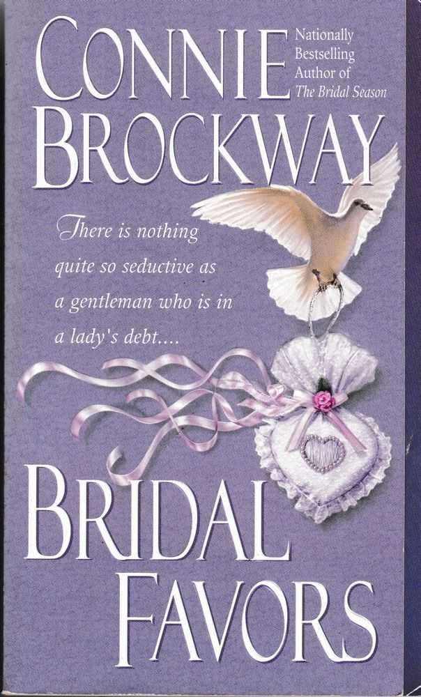 Bridal Favors, Connie Brockway