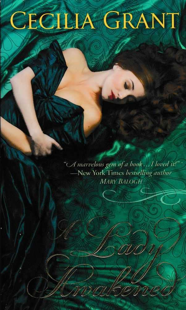 A Lady Awakened, Cecilia Grant