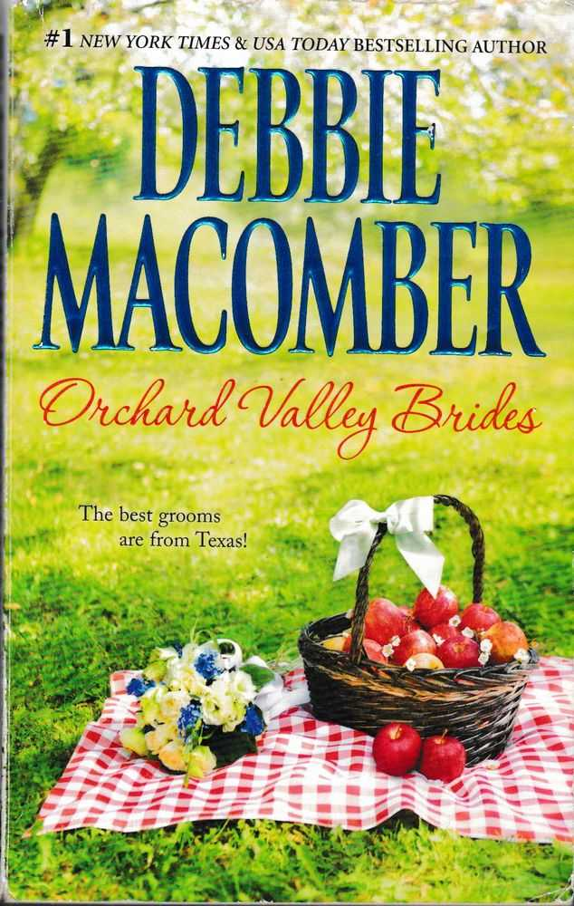 Orchard Valley Brides, Debbie Macomber