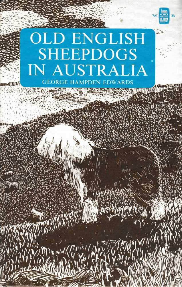Old English Sheepdogs in Australia, George Hampden Edwards