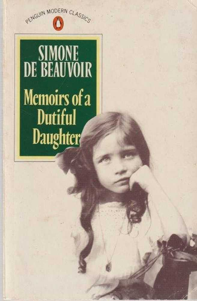 Memoirs of a Beautiful Daughter, Simone De Beauvoir