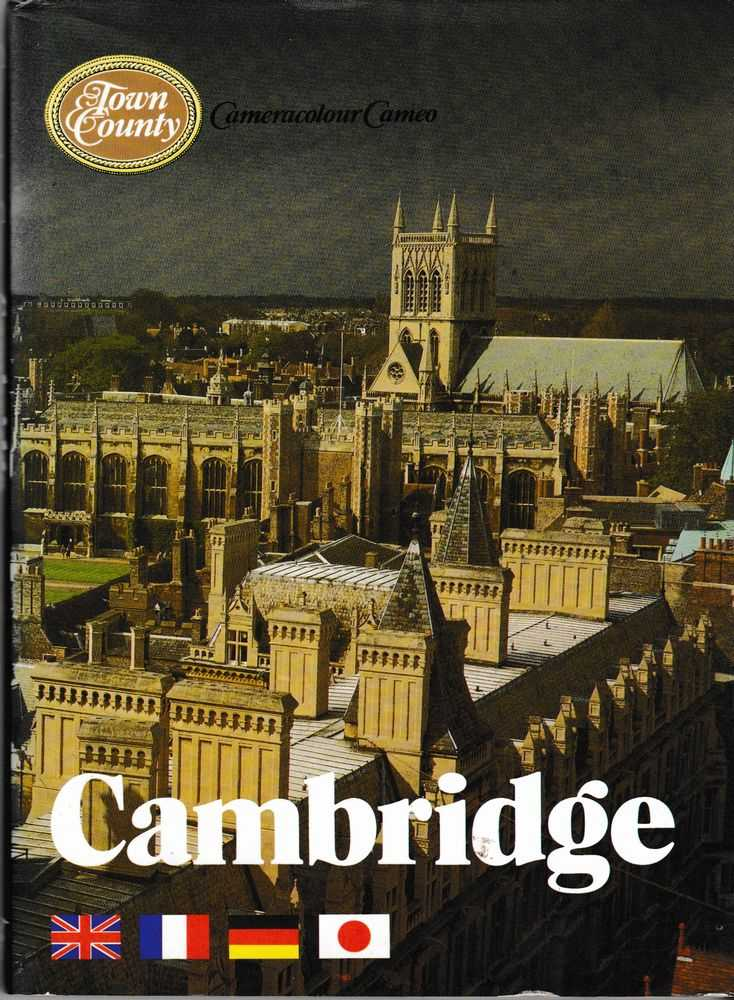 Cameracolour Cameo: Cambridge, Philip Scoones [Text]
