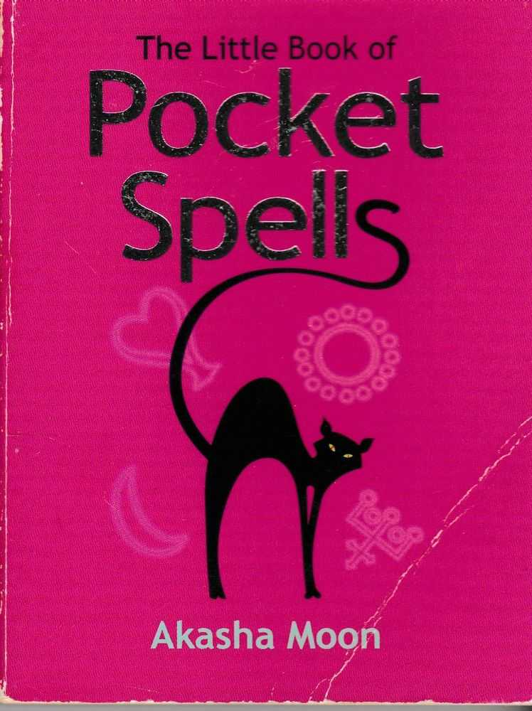 The Little Book Pocket Spells, Akasha Moon