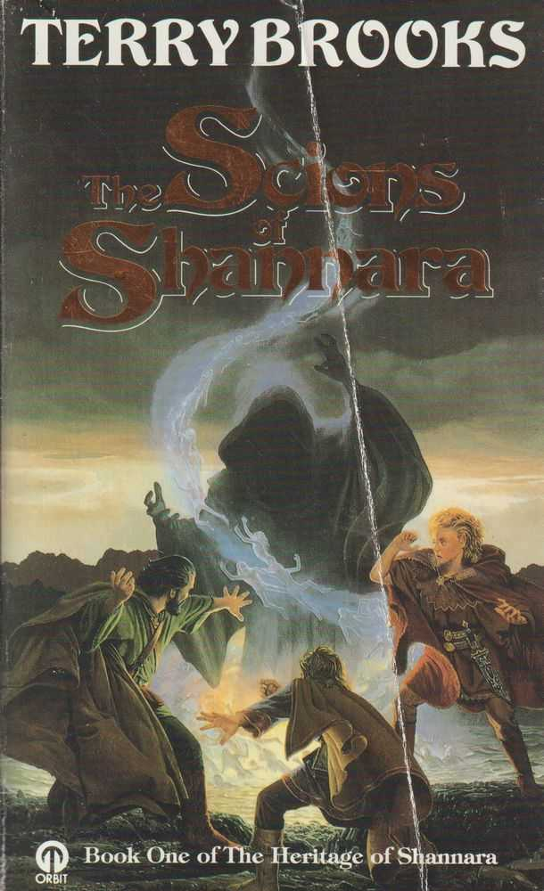 The Scions Of Shannara, Terry Brooks