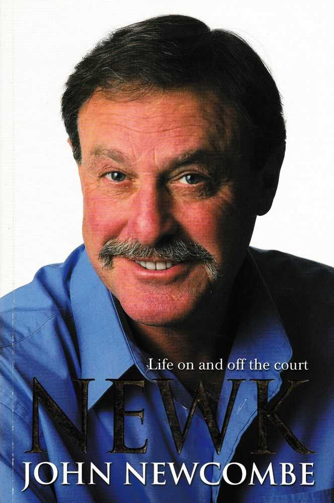 Newk: Life On and Off The Court, John Newcombe