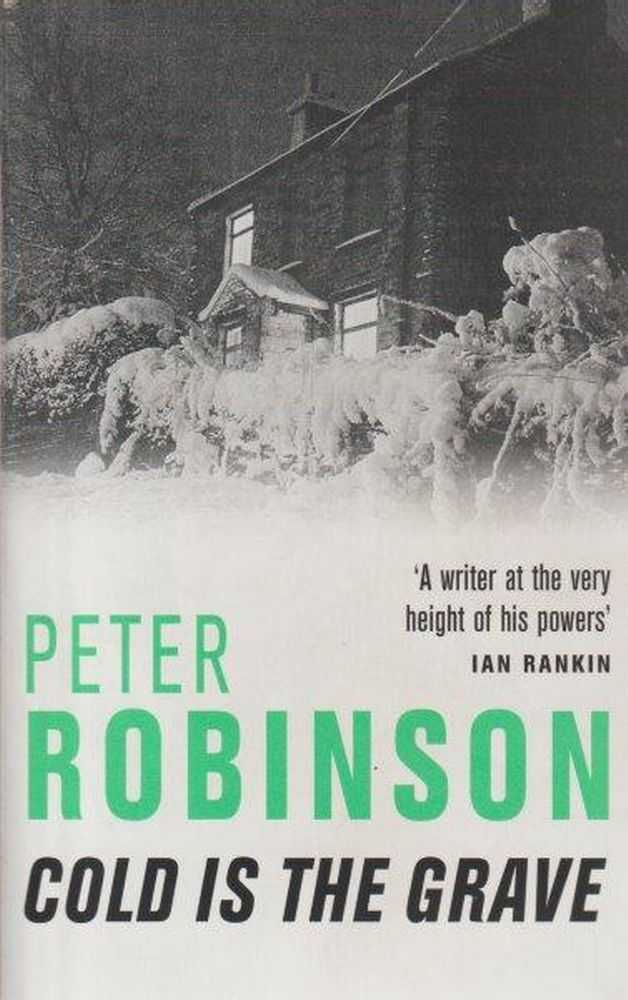 Cold Is The Grave - An Inspector Banks Novel, Peter Robinson
