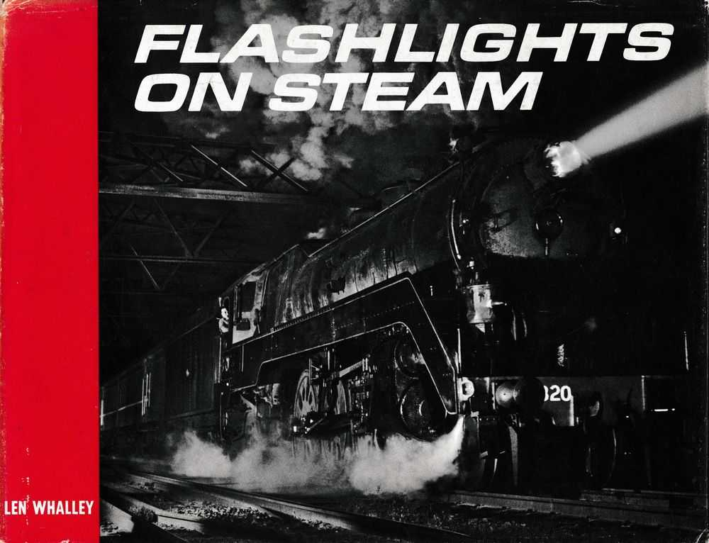 Flashlights on Steam, Len Whalley