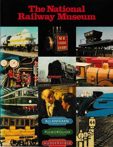 The National Railway Museum, John A. Coiley