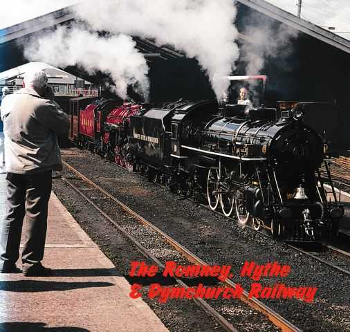 The Romney Hythe & Dymchurch Railway, Derek Smith