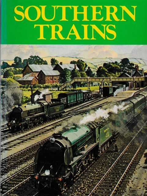 Southern Trains, No Author Credited