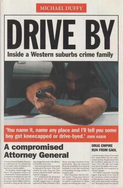 Drive By - Inside A Western Suburbs Crime Family, Michael Duffy [Signed Copy]
