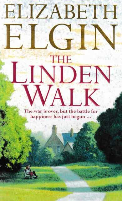 The Linden Walk, Elizabeth Elgin