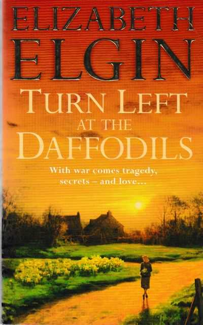 Turn Left at the Daffodils, Elizabeth Elgin