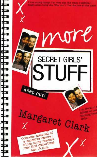 More Secret Girls' Stuff - Keep out !, Margaret Clark