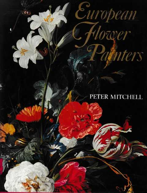 European Flower Painters, Peter Mitchell