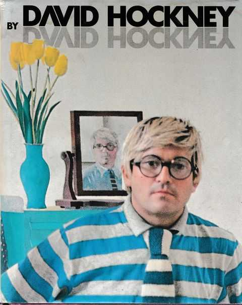 David Hockney, Nikos Stangos