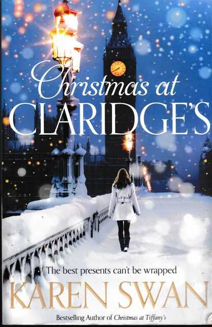 Christmas At Claridges, Karen Swan