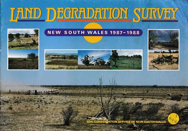 Land Degradation Survey: New South Wales 1987-1988, Soil Conservation Service of New South Wales