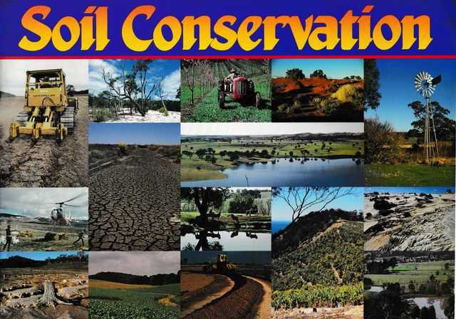 Soil Conservation, Soil Conservation Service of New South Wales
