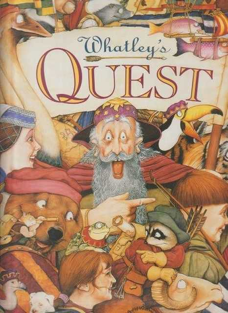 Whatley's Quest, Bruce Whatley & Rosie Smith