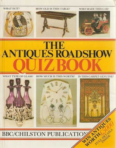 The Antiques Roadshow Quiz Book, Judith & Martin Miller