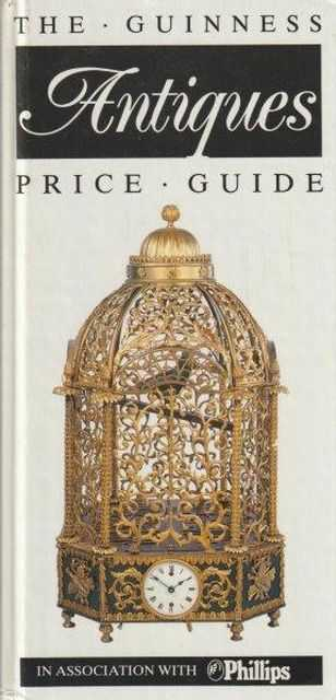 The Guinness Antiques Price Guide, Beatrice Frei