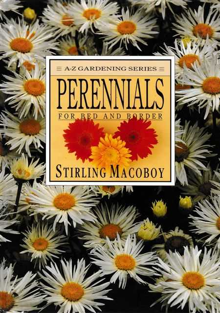 Perennials for Bed and Border [A-Z Gardening Series], Stirling Macoboy
