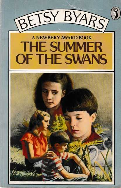 The Summer of the Swans, Betsy Byars