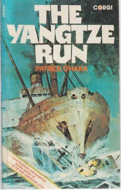 The Yangtze Run, Patrick O'Hara