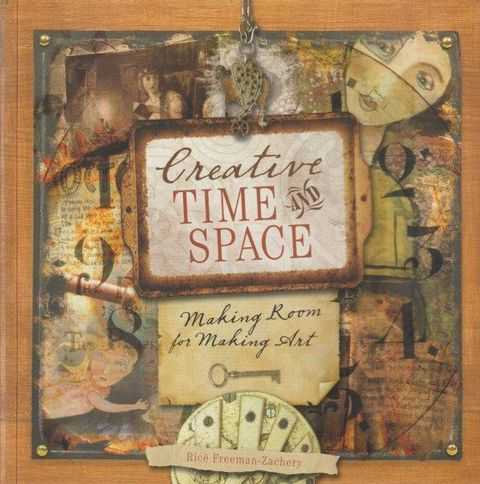 Creative Time And Space - Making Room For Making Art, Rice Freeman-Zachery