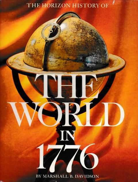 The World in 1776, Marshall B. Davidson